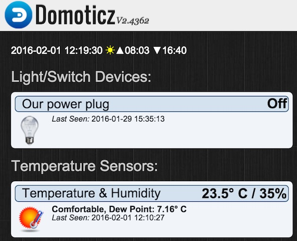 domoticz_dashboard